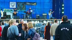 Фестиваль «Старий новий рок» прогримів у Борисполі – сезон концертів продовжується. Відео
