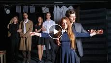 Психологічний трилер «Колекціонер» показали на сцені бориспільського театру. Відео