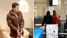 До 12 років за ґратами загрожує торговцю людьми, якого затримали в аеропорту «Бориспіль». Фото