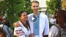 Американці у вишиванках: як іноземці святкували Івана Купала у Борисполі. Відео