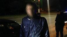 Двох зловмисників, які намагались викрасти «Москвич» у дідуся, затримали патрульні Борисполя. Фото
