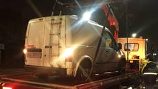 Небайдужі бориспільці допомогли патрульним зупинити п'яного водія. Фото
