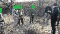 Поблизу Борисполя вибухотехніки та бійці підрозділу «КОРД» провели навчання в польових умовах