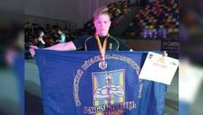 13-річний спортсмен із Бориспільщини – чемпіон світу з хортингу. Фото