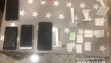 За розбійний напад на ювелірний магазин у Борисполі затримано групу іноземців. Фото