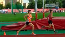 Спортсмен із Бориспільщини – чемпіон України з легкої атлети. Фото