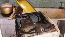 У Борисполі прогримів потужний вибух у квартирі багатоповерхівки. Фото