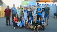 Спортсмени із Борисполя вибороли сім медалей на обласних змаганнях «Олімпійський день». Фото