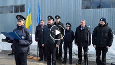 Патрульна поліція Борисполя відсвяткувала другу річницю. Відео