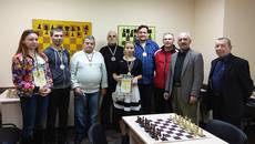 Шаховий турнір пам'яті Миколи Курилка відбувся у Борисполі. Фото