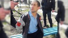 Поліція у Борисполі оперативно затримала грабіжника, який зірвав ланцюжок у жінки