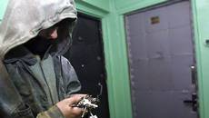 У Борисполі поліція на гарячому затримала квартирних крадіїв-гастролерів. Фото