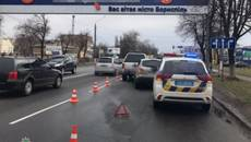 У ДТП на Київському Шляху зіткнулися позашляховики – в одного з водіїв виявили алкоголь у крові. Фото