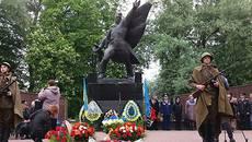 Мітинг-реквієм до Дня перемоги: бориспільці подякували ветеранам та вшанували полеглих героїв