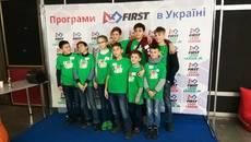 Команда ЦТК «Евріка» із Борисполя посіла призові місця на Всеукраїнському чемпіонаті FIRST LEGO League. Фото