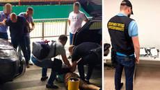 Ліквідовано міжнародну групу наркоторговців: поліція вилучила понад 6 кг кокаїну на 30 млн грн. Фото