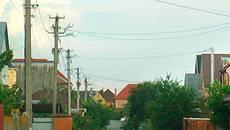У приватному секторі Борисполя під час виконання службових обов'язків загинув електрик. Відео