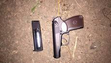 Вночі у Борисполі група підлітків влаштувала стрілянину з пневматичного пістолета. Фото