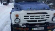У Борисполі нетверезий водій протаранив вантажівку, яка рухалася назустріч. Фото