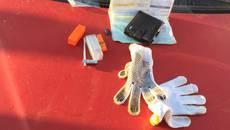 У Борисполі поліція затримала «на гарячому» групу міжнародних квартирних злодіїв. Фото