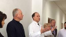 Понад мільйон гривень витратили на оновлення травматологічного відділення у Бориспільській ЦРЛ