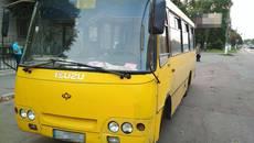 Водія маршрутки «під наркотиками» затримали патрульні Борисполя. Фото