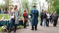 До Дня перемоги у Борисполі організували фотодокументальну виставку та ярмарок