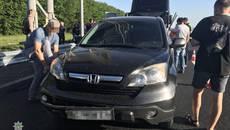 Водій автобуса став винуватцем ДТП за участю чотирьох транспортних засобів. Фото