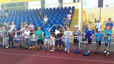 До Дня Незалежності України у Борисполі відбулися спортивні заходи. Відео