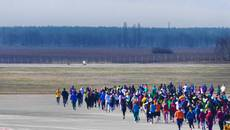Масштабний легкоатлетичний забіг KBP RUNWAY RUN відбувся на території аеропорту «Бориспіль». Відео