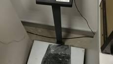 Партію кокаїну вагою 3,8 кг на півмільйона доларів США виявили у пункті пропуску «Бориспіль». Фото
