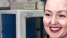Жіночі обличчя бригади транспортної авіації. Спецматеріал до Міжнародного жіночого дня. Відео