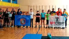 Чемпіонат з гирьового спорту у Борисполі: юні атлети змагались пліч-о-пліч з досвідченими. Фото