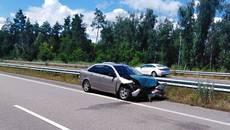 Вчинив ДТП під наркотиками: патрульні притягнули до відповідальності горе-водія. Фото