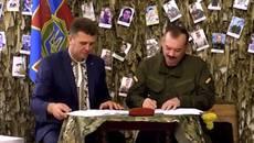 Інтерактивний військово-патріотичний центр відкрили у Борисполі