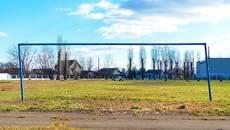 У Борисполі будують новий стадіон на території гімназії «Перспектива». Відео