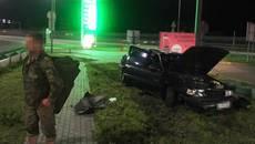 Вчинив ДТП напідпитку та намагався втекти – горе-водія затримали правоохоронці Борисполя. Фото