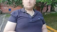 Поводився підозріло: копи виявили метадон у 36-річного чоловіка. Фото
