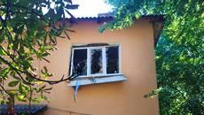 У житловому будинку Борисполя вибухнула газова плита, є постраждалий. Фото