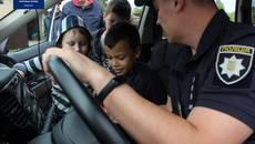 Бориспільські поліцейські організовують профілактичні заходи, спрямовані на підвищення рівня особистої безпеки. ФОТО