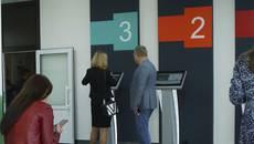 У бориспільській лікарні розпочав роботу відремонтований вестибюль з оновленою реєстратурою