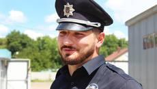 Патрульну поліцію Борисполя очолив новий керівник – 26-річний Дмитро Гладчук. Відео