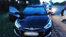 У Борисполі працівник мийки викрав авто клієнта та поїхав кататися околицями Київщини. Фото