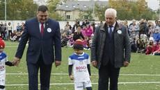 Бориспільські школярі отримали новий стадіон