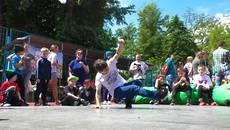 Вуличні танці та запеклі батли: у Борисполі відбувся чемпіонат з брейк-дансу Sokovizhimalka. Відео