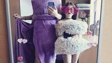 Бориспільські дівчата приєдналися до челенджу #pillowchallenge