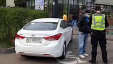 За вихідні патрульні Борисполя притягнули до відповідальності трьох водіїв, які залишили свої автомобілі на місці для інвалідів