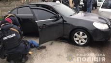 Злочинну групу, яка підозрюється у викраденні людини, затримали на Бориспільщині